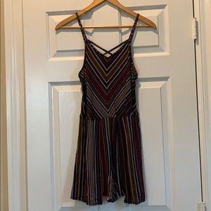Art Class Girls' Romper Dress (Fits like a 4/6)